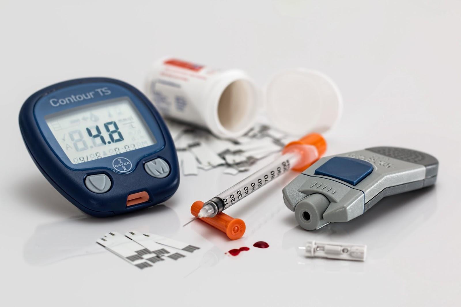 Gejala dan Kesan Penyakit Diabetes