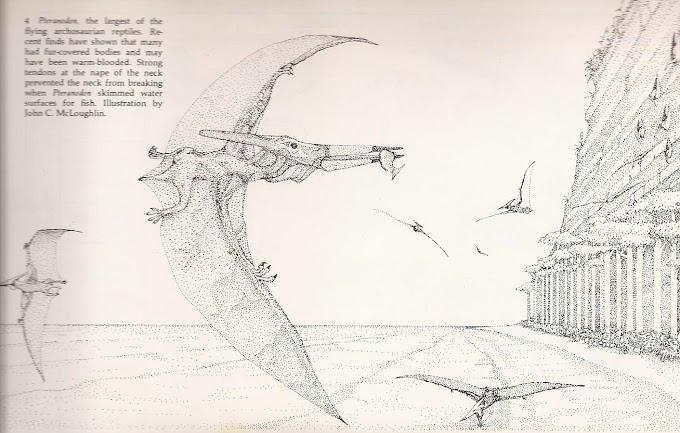 Vintage Dinosaur Art: Dinosaurs of the Southwest - Part 2