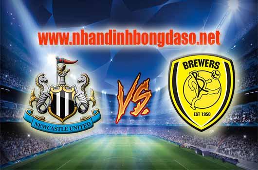 Nhận định bóng đá Newcastle vs Burton Albion FC, 01h45 ngày 06/04