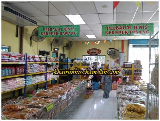 Azhar Food Manufacturing Sdn Bhd | Pembekal dan pemborong kuih & biskut raya di Johor