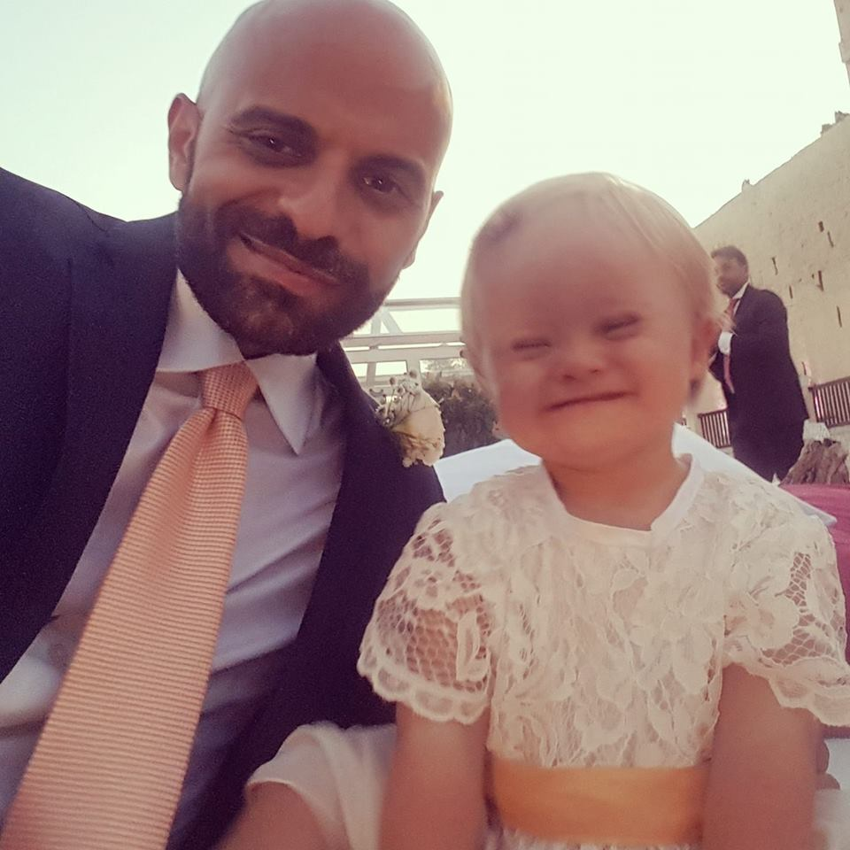 Single Man Adopted A Girl With Down Syndrome Who Was Rejected By 20 Families
