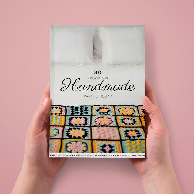 Ya disponible el libro 30 proyectos para handmade para tu hogar de Sewing Box y Casa Sol