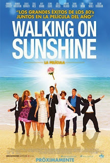 Póster: Walking on Sunshine (2014)