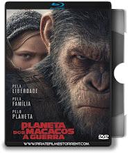 Planeta dos Macacos: A Guerra – Blu-ray Rip 720p | 1080p | 3D Torrent Dublado / Dual Áudio 5.1 (2017)