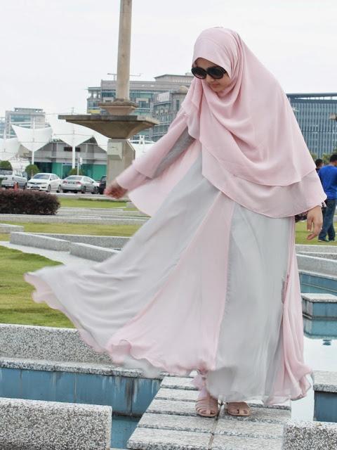 Model Busana Muslimah Syar'i Modis Terbaru 2016