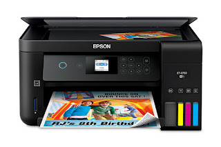 Download Epson EcoTank ET-2750 drivers