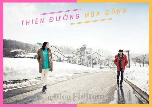 Bạn đã đến Seoul mùa đông bao giờ chưa?