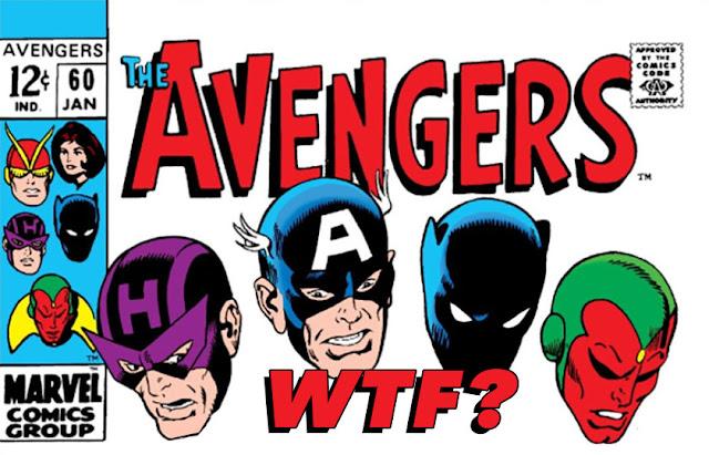 Nemici Avengers