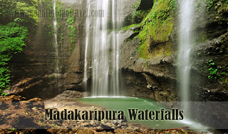 Madakaripura Waterfalls