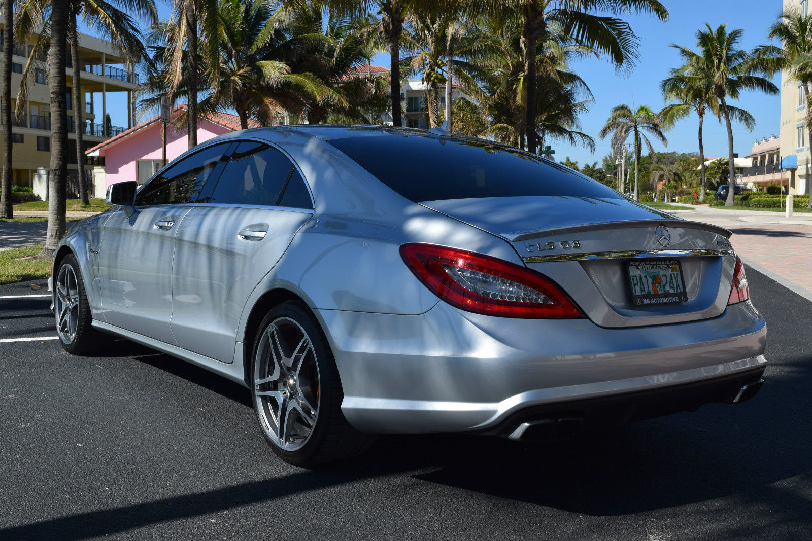 2012 mercedes w218 cls 63 amg benztuning. Black Bedroom Furniture Sets. Home Design Ideas