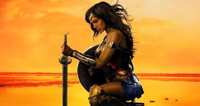 Gal Gadot en el tercer tráiler de Wonder Woman