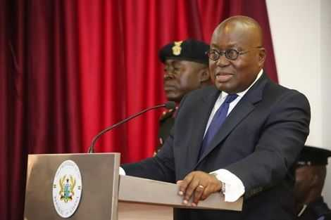 """Road-Map Addressing Banking Sector Weaknesses Being Implemented"" – Prez. Akufo-Addo"