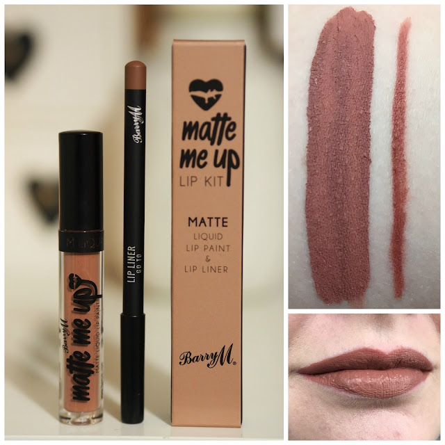 Makeup Health & Beauty So Chic As Effectively As A Fairy Does Barry M Matte Me Up Lip Kit