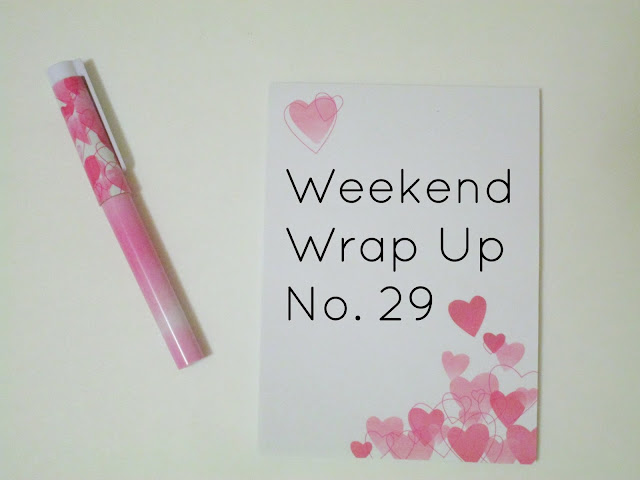 Weekend Wrap Up No. 29 from Courtney's Little Things