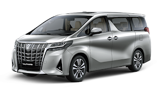 Toyota Alphard Warna Steel Blonde Metallic