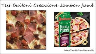 MoiJeTeste Test de Produit avec Croquons la Vie : Pizza Buitoni Creazione - https://moijeteste.blogspot.fr #BuitoniCreazione