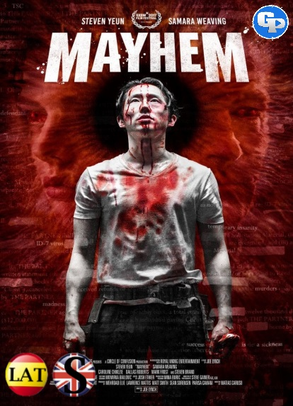 Mayhem (2017) HD 1080P LATINO/INGLES