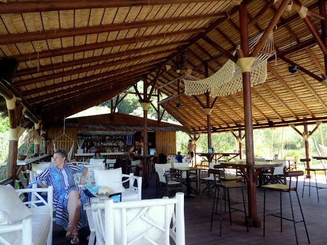 Agrios Beach Bar Spilia Beach