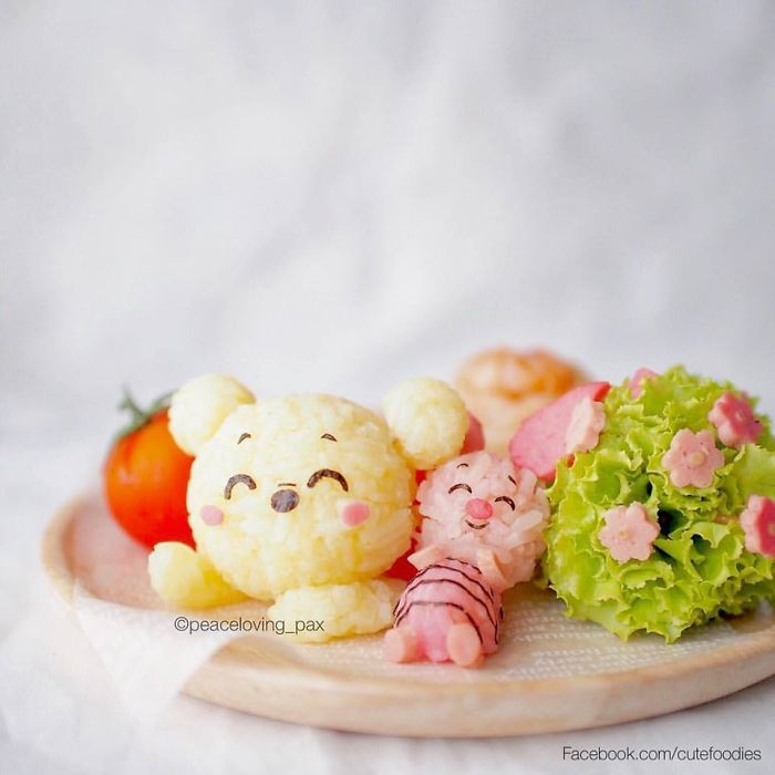 14-Winnie-The-Pooh-Rice-Balls-Nawaporn-Pax-Piewpun-aka-Peaceloving-Pax-Food-Art-Inspiration-for-your-Bento-Box