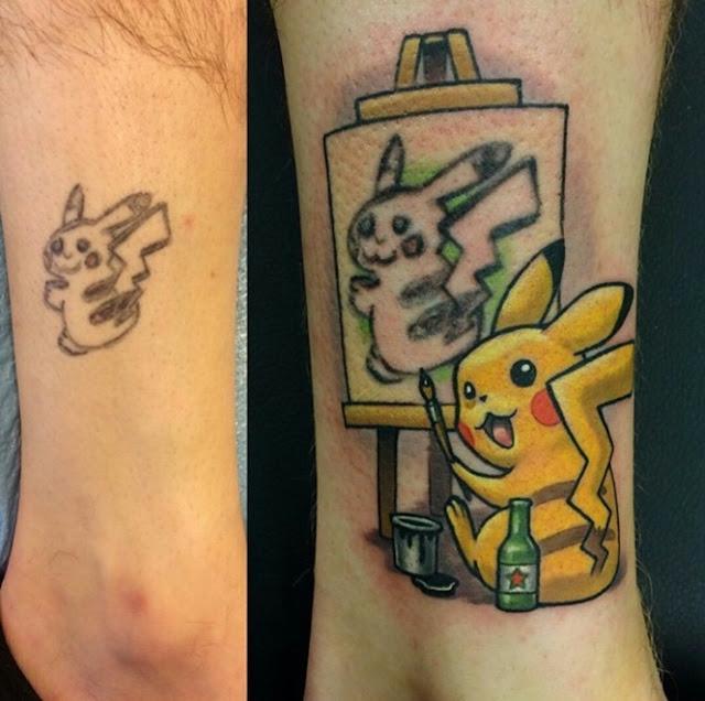 Tatuagens inteligentes que valem a pena fazer