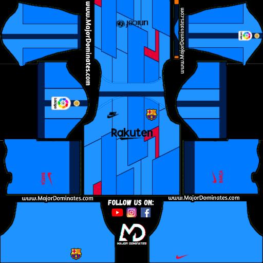 FC Barcelona Kits url 19-20 for Dream League Soccer 2019 - Dls Kits
