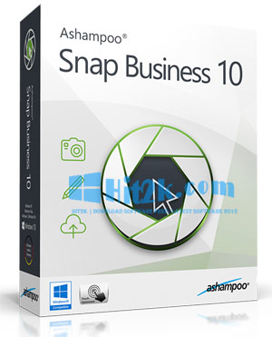 Ashampoo Snap 10.0.0 Crack Full Version