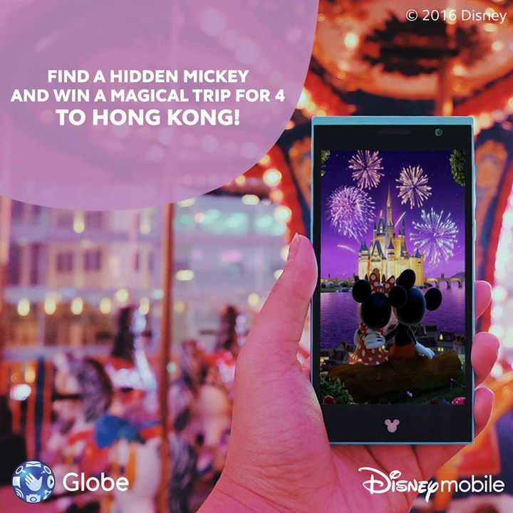 Win a trip to Hong Kong by finding a Hidden Mickey!