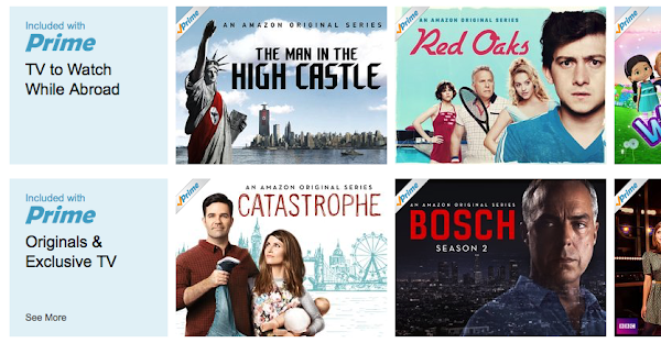Netflix 小心了!Amazon 推出按月付費串流影音服務
