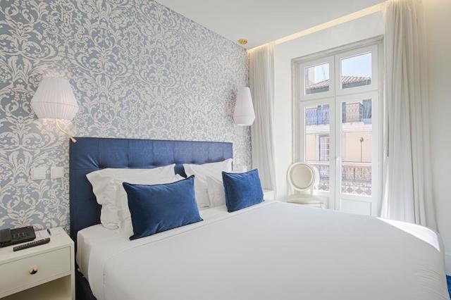 Hotel Lis em Lisboa - quarto