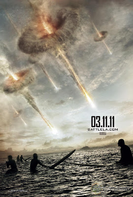 Batalla en los angeles - cine de aliens