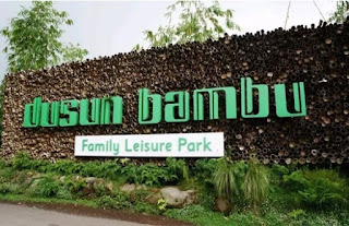 Destinasi Wisata favorit keluarga di Dusun Bambu Bamdung