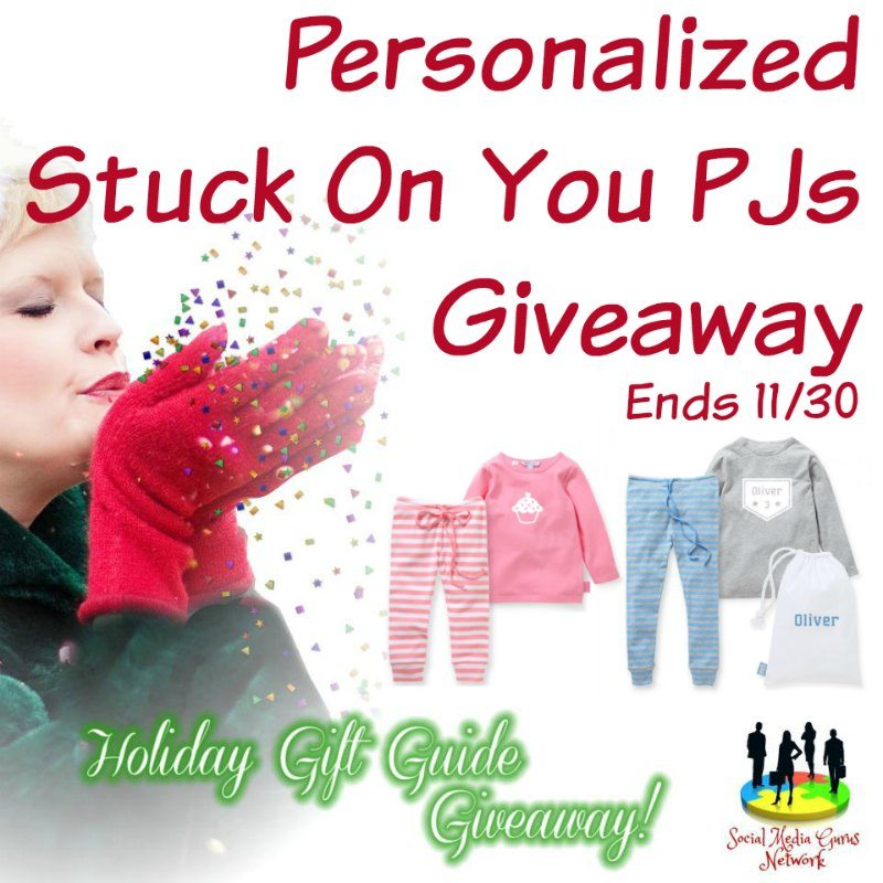 Personalized Stuck On You PJ's