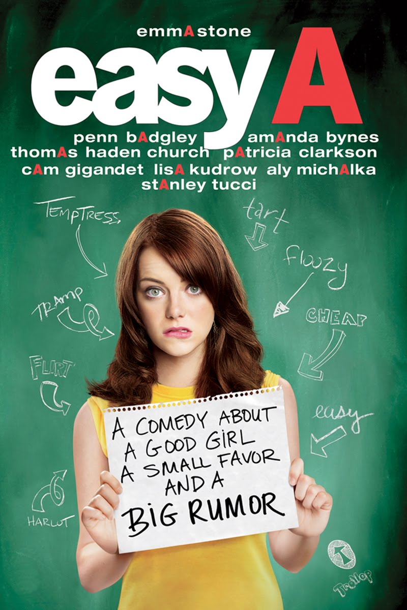 Easy A (2010) (1080p BluRay x265 HEVC 10bit AAC 5 1 afm72) - Movies