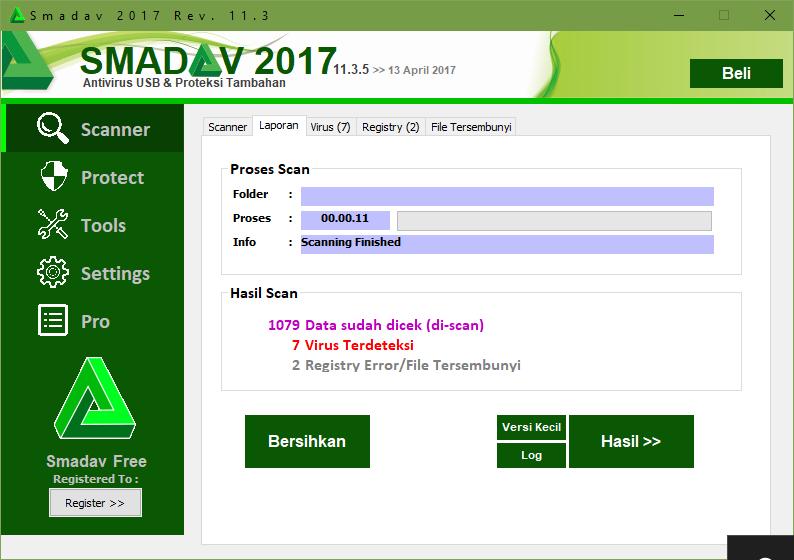 Mengapa SMADAV mendeteksi driver printer EPSON saya sebagai virus ...