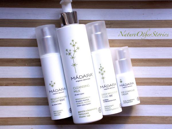 La Mia Skincare Routine con Mádara
