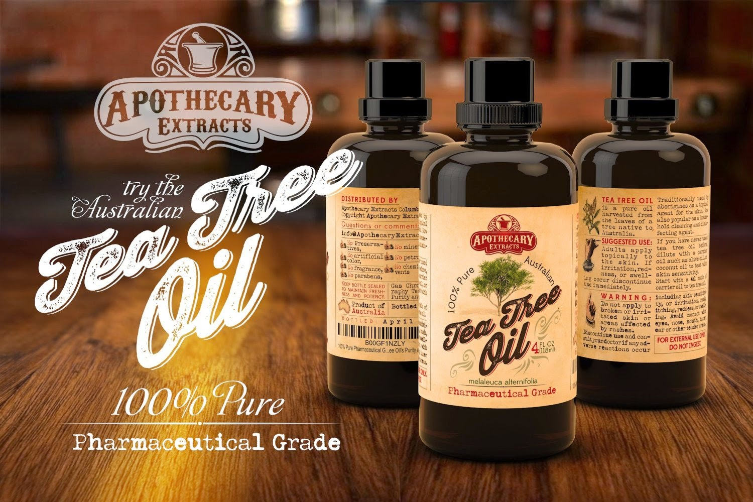 Tea tree oil review and giveaway!
