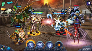 Age of Heroes: Conquest MOD APK Terbaru cheat