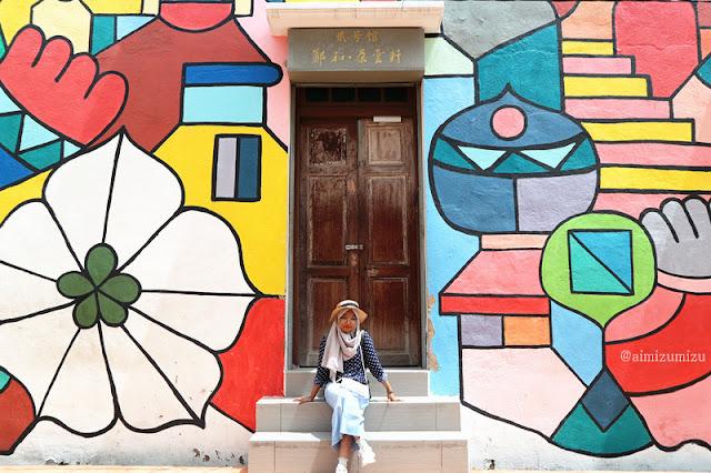 Wall Art Melaka
