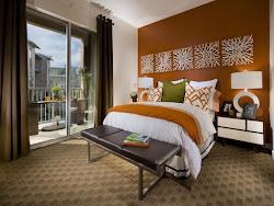 bedroom combination master paint