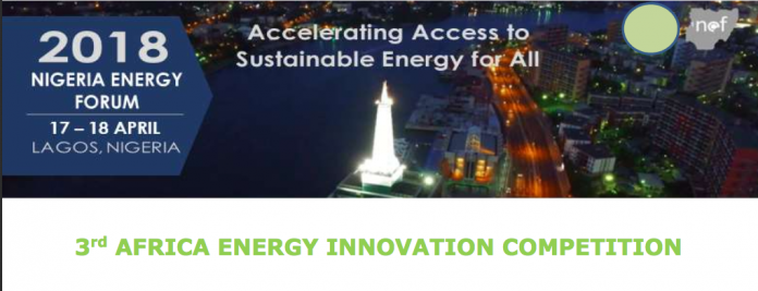Enter Nigeria Energy Forum (NEF) 2018 Africa Energy Ideas