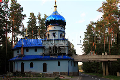 Аксаковщина. Какая-то православная церковь