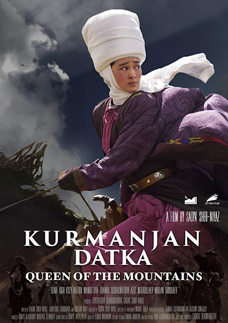 filem Kurmanjan Datka, Queen Of The Mountains tv2