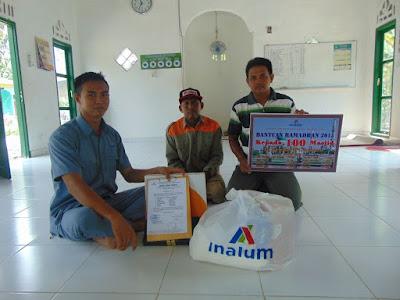 Safari Ramadan Inalum, Berbagi dan Bersilaturahmi