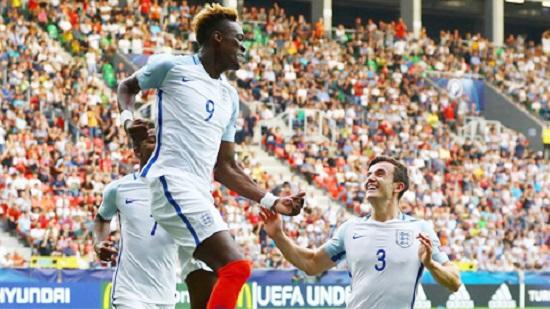 Lứa trẻ của bóng đá Anh đầy tiềm năng