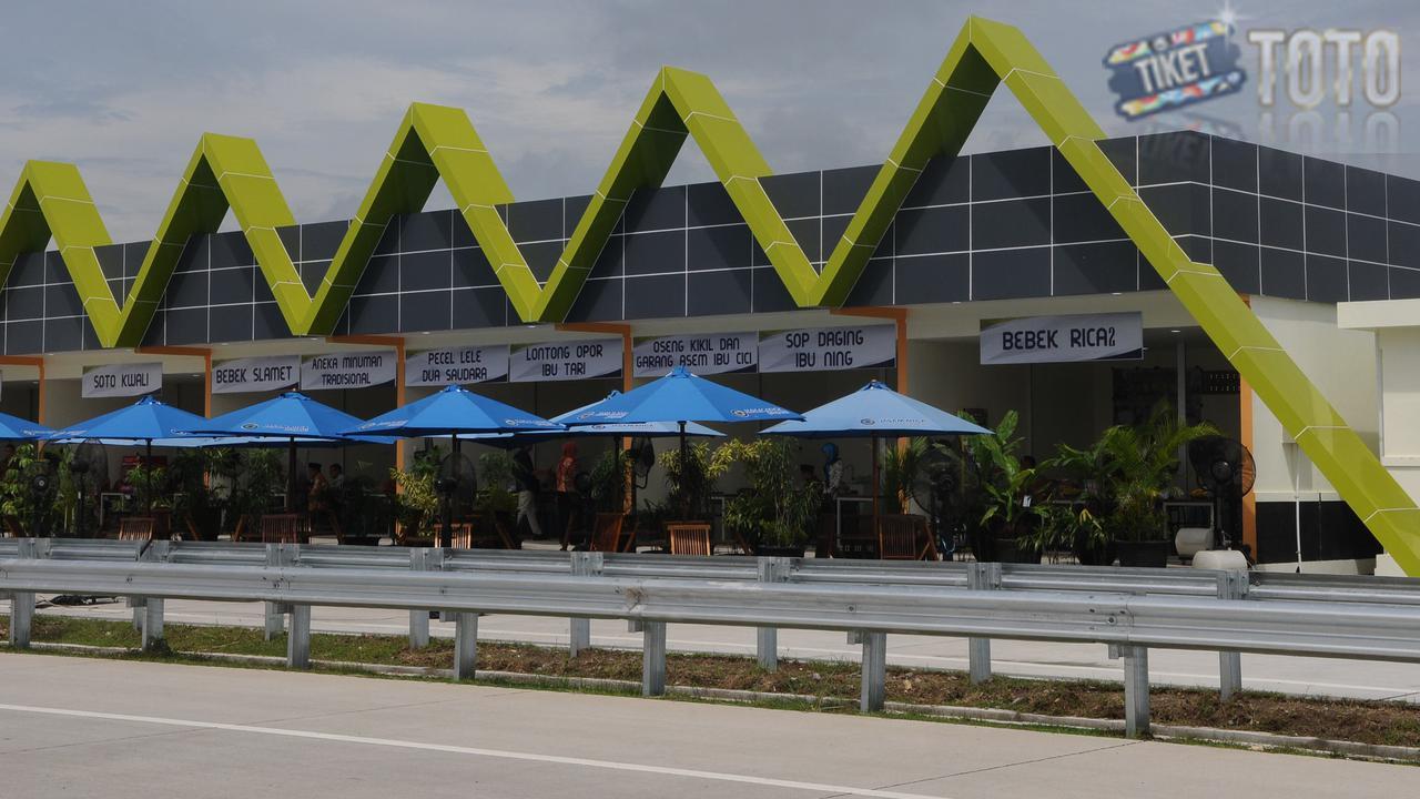 Persediaan Rest Area Makin Banyak Tersedia Di Jalan Tol