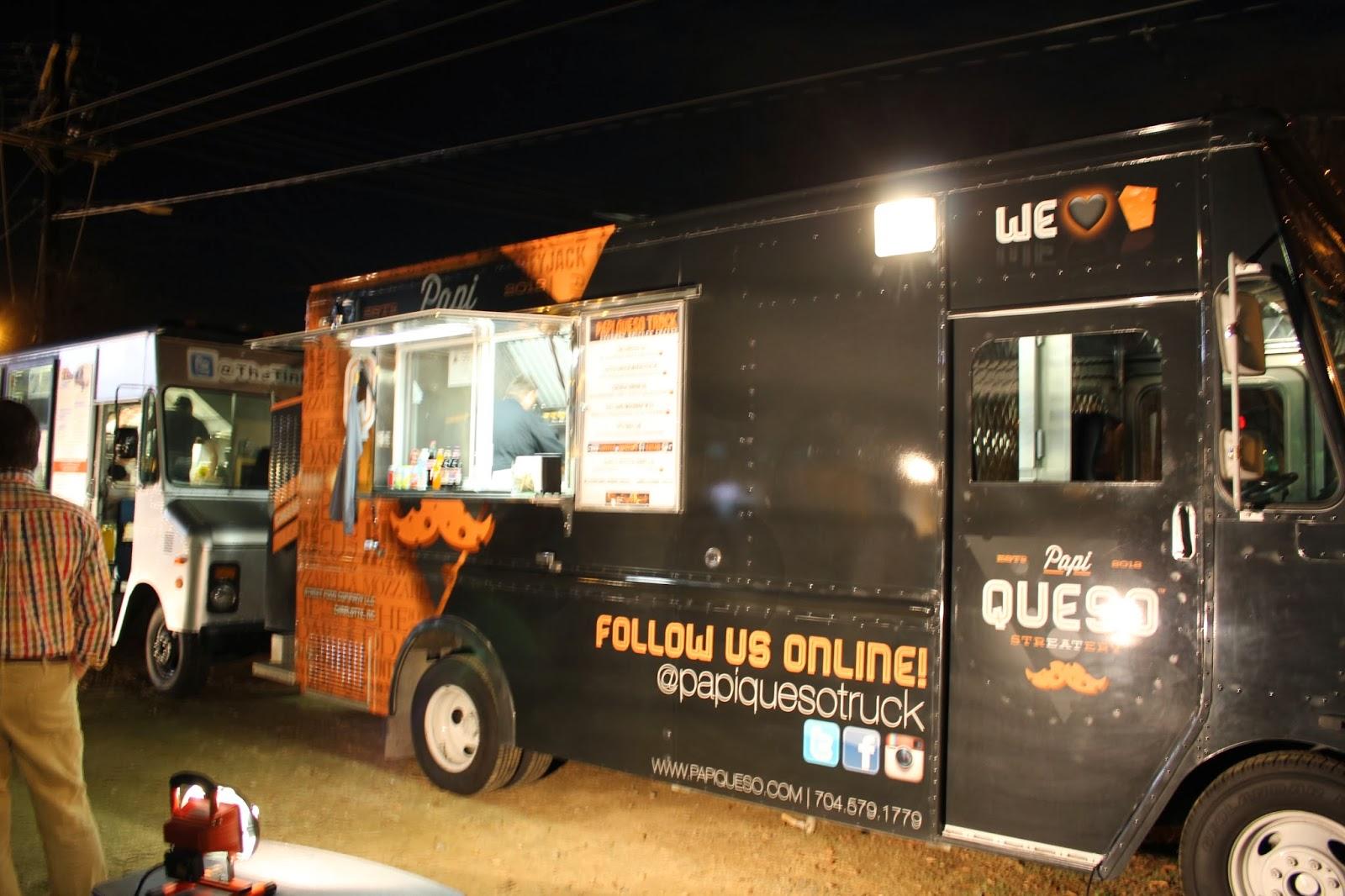 Magnolia Food Truck Charlotte