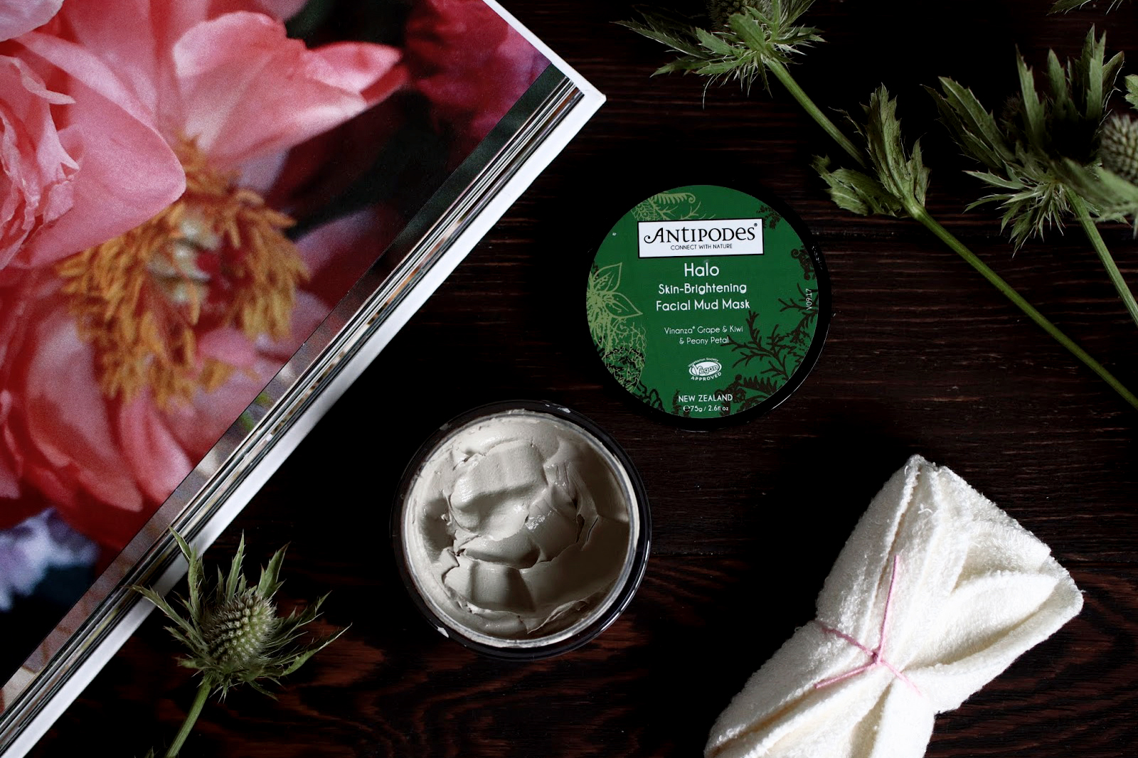 antipodes halo masque visage purifiant avis test
