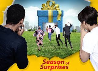 MTN IS BACK WITH SEASON OF SURPRISE - GET YOUR 1GB DATA NOW