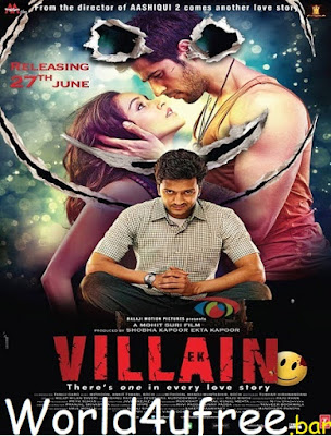 Ek Villain 2014 Hindi BRRip 480p 400Mb ESub x264