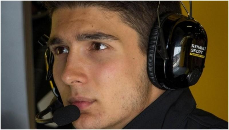 Esteban Ocon, calon kuat pengganti Rio Haryanto di Manor